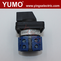 LW28-20 2P 690V 20A 3 positons Universal Changeover Switch Rotary Switch 100a 4 pole changeover switch