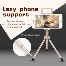 The Tripod Portable Professional Video Camera Tripod Stand Flexible Tripod for Digital Camera And Phone