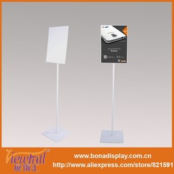 Floor standing mobile phone promotional display rack