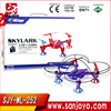 Top Selling Wltoys 2.4G controlled drones 4ch rc quadcopter 3D Helicopter Mini UFO Outdoor RC Toys V252