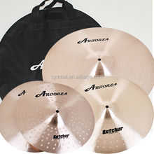 High quality JSY-100% Handmade cymbals,Drum Set Cymbal, Butcher Series Professional cymbals