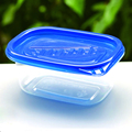 PP wholesale environment protection 280ml /708ml clear high quality disposable crisper box