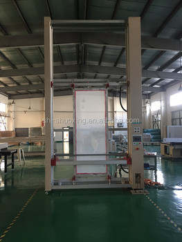Large format automatic screen coating machine, screen emulsion coater