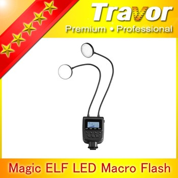 Hot Saling Macro LED Ring Flash ML-2D for camera