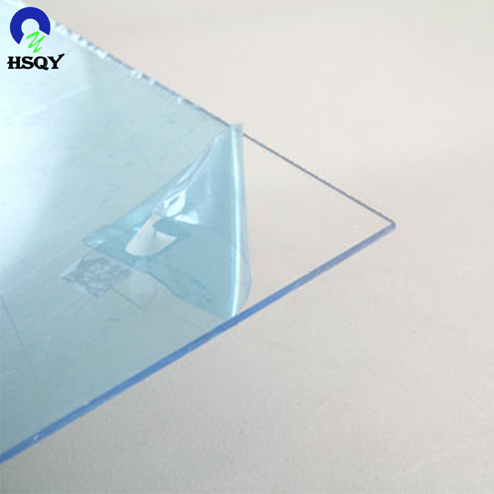 high quality extrude rigid PVC sheet 1.2mm thick for sale