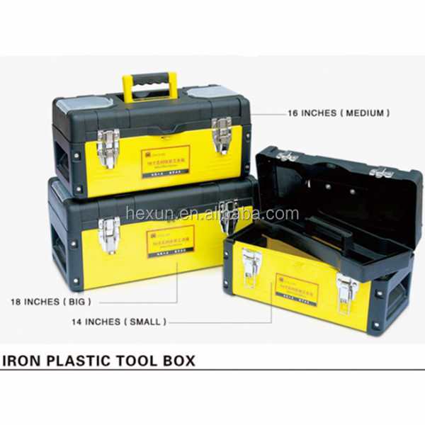 18INCHES Portable plastic tool box