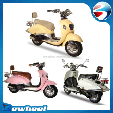 Bewheel china vespa retro gas scooter 125cc motorcycle wholesale