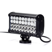 9 INCH 108W CREE LED WORK LIGHT BAR SPOT/FLOOD 4WD DRIVING OFFROAD LIGHTS 72w/36w