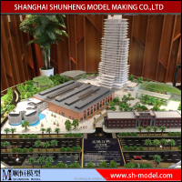 Real Estate Exhibition Commercial Building Scale