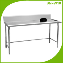 High quality Stainless Steel Work Table / Waste collection table BN-W18