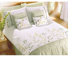 Bed Sheet sets, Bed Spread, Valance Sheets, Quilts Covers in Bleached Dyed and Printed Fabrics,Comforters & Bed Spreads.