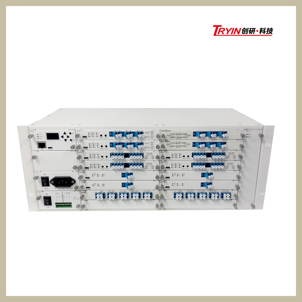 DWDM Equipment for Optical Transmission System CWDM OEO OADM DCM EDFA