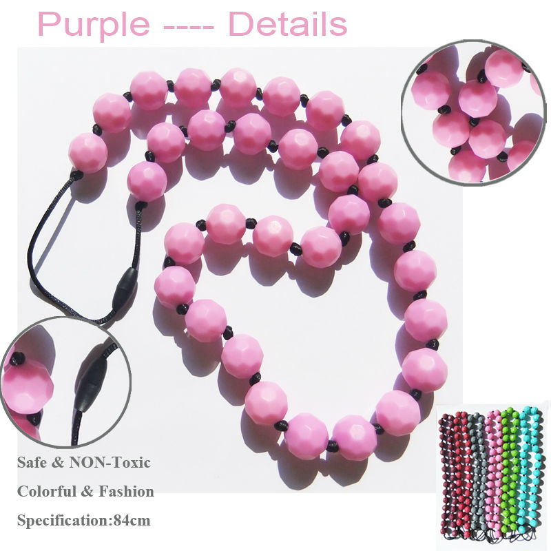silicone teething beads/Eco-friendly Food Grade silicone teething beads for jewelry