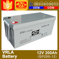 2016 Top Brand price 200ah 12v light weight battery packs