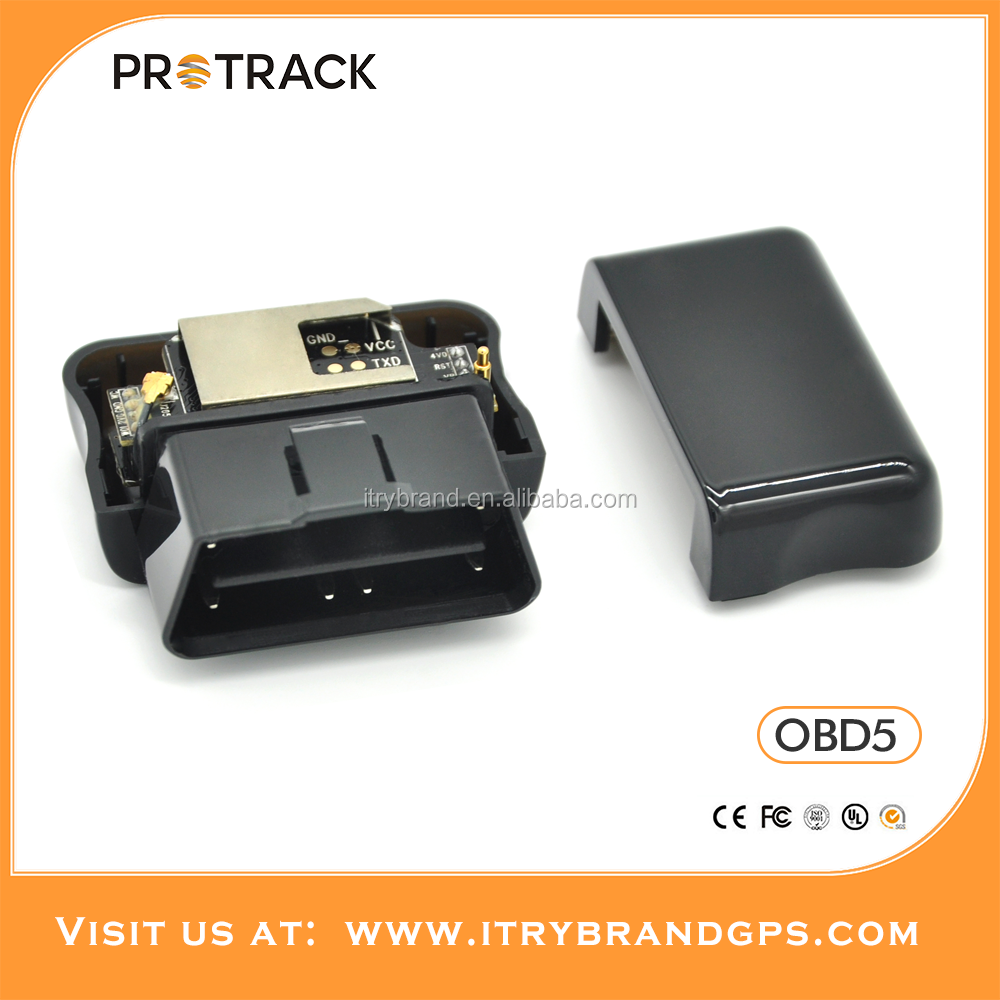 Competitive price easy installation OBD 2 motorcycle gps tracker iOS / Android Realtime Tracking APP security system