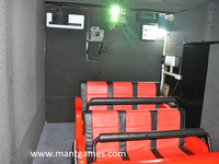 Hot sale 5d cinema 5d home theater with motion seats