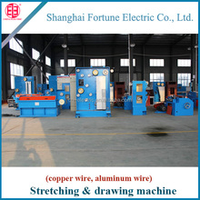 straight line wire drawing machine copper wire making machine for copper and aluminum