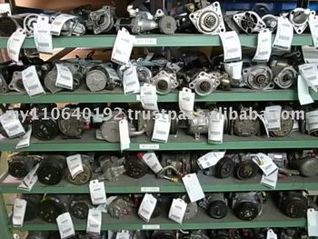 Used Japanese Auto Small Parts