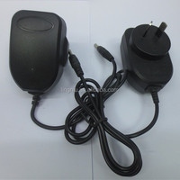 Factory sell 8.4V universial battery charger for LED headllamp Australia version