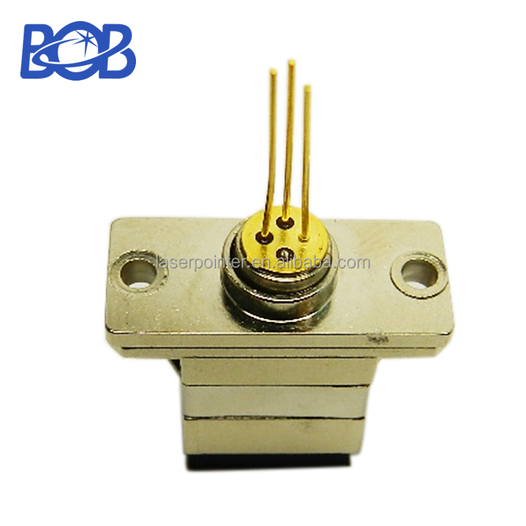 650nm red laser diode Module in metal SC receptacle