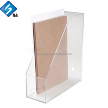 2018 Tasteful and Restrained Transparent Acrylic Office File Holder / Tray