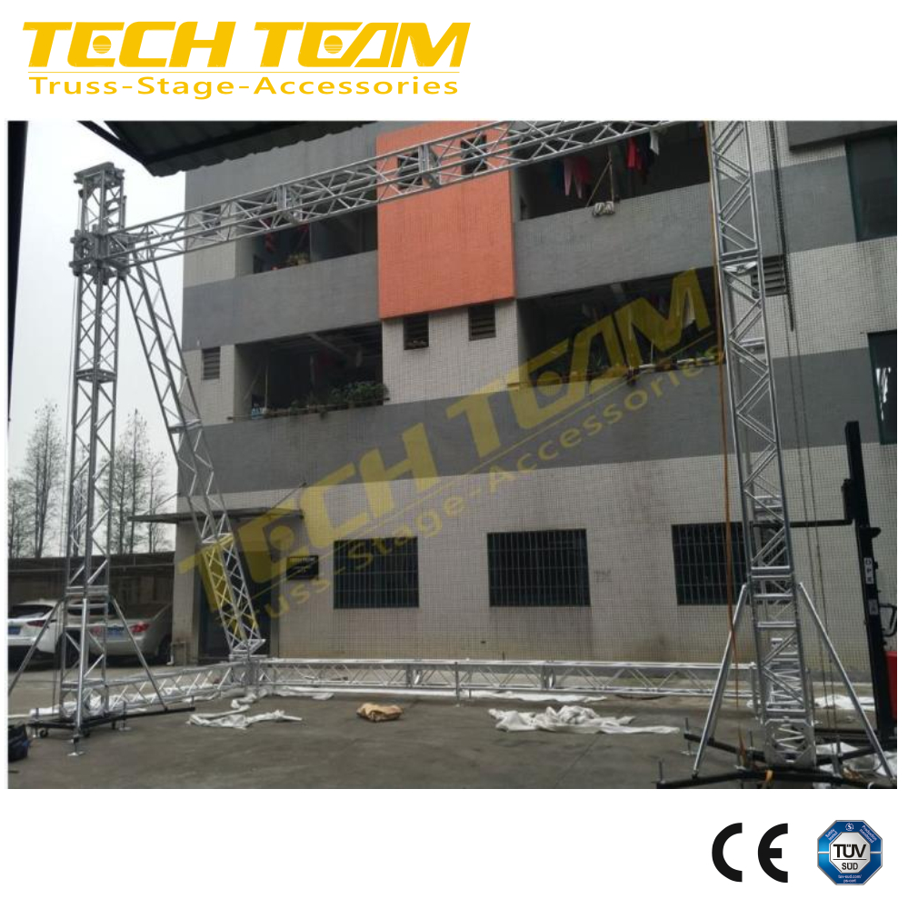 290mm Best Selling Used Aluminum Lighting Led Truss For Led Display