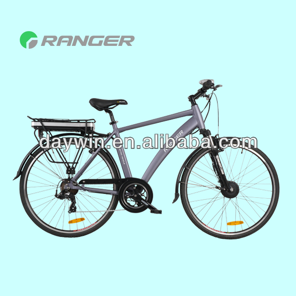giant electric bike with 36v 10ah lithium battery