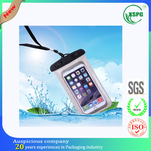 Color smart phone waterproof bag fashion outdoor drift swimming necessary mobile phone waterproof bag