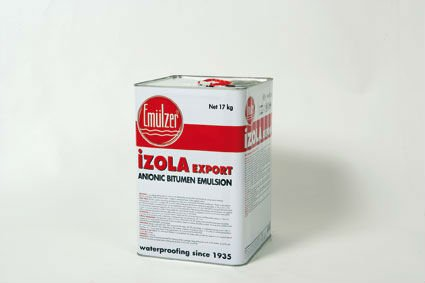 Izola Export (Bituminous Primer)