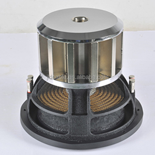 "China OEM competition car speakers subwoofer 3000W RMS car subwoofer 10"" 12"" 15"" 18"" car subwoofer"