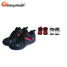 Man Boots Motorcycle Rancing Comfortable Motorcycle Shoes