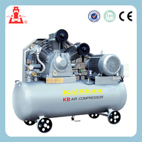 changefull airbrush kits oil-less Single cylinder piston hobby painting Compressor with Tank 4L