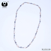 hotsale china alibaba beaded necklace superstar accessories jewelry