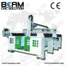 4 Axis styrofoam cnc wood machine for eps /wood /aluminum engraving and milling BCM2040 cnc router machine for sale