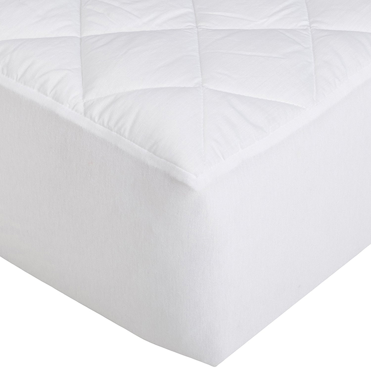 """Fitted Mattress Pad Cover Bed Topper (8-21""""Deep Pocket) - Jozy Mattress 
