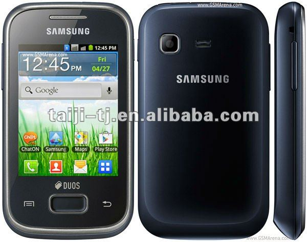 Best Quality & Wholesale clear screen protector for Samsung Galaxy Pocket Duos S5302