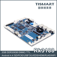 TISMART DS318A Network Android High Quality Media Player Control Board