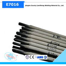 China suppliers AWS E7016 J506 carbon steel welding electrode welding rod specification 3.15mm