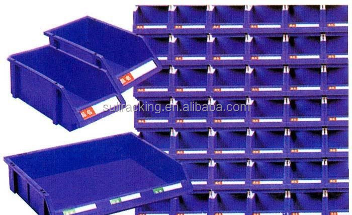 Waterproof Spare Plastic Stackable Electronic Component Storage Bin