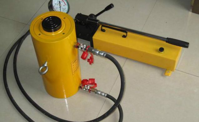 High quality  manual hydraulic pump for emergency