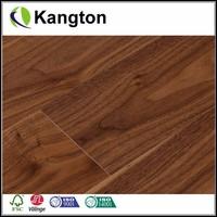 America Black Walnut Engineered Wood Flooring Prefinished Flooring Hardwood Flooring Engineered