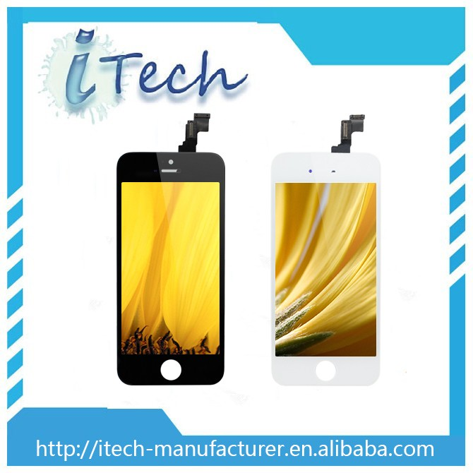 Best Selling Product Replacement Digitizer LCD Touch Screen for iphone 5s