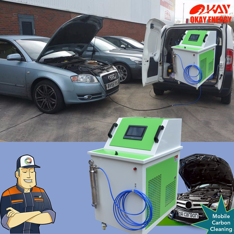 China hho hydrogen generator machine for car