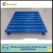 high quality best sell heavy duty stacking steel pallet/Metal Stackable Steel Pallet