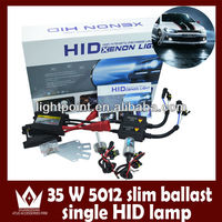 Car Xenon Headlight Single Bulb Fog Lamp H3 Xenon HID Kits 4300k 6000k 8000k 10000k 12000k 15000k