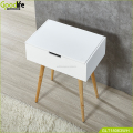 China Shenzhen Goodlife stylish most expenisve wooden Dressing Table with flip top mirror design