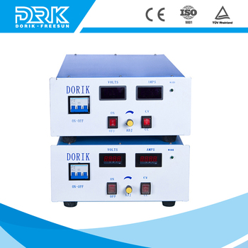 72V Electroplating small power with IGBT module rectifier