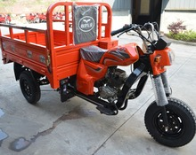 gasline Driving Type Three Wheel Motorcycle cargo truck tricycle