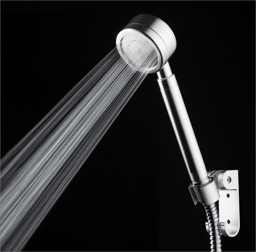 C-018 Cixi Qianyao aluminium alloy best selling fountain spray shower head