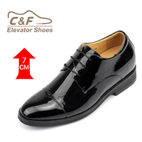 Guangzhou factory made high quality latest dress design black leather shoes/christian loubotin shoe